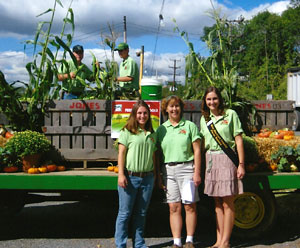Jones Family Farm is an active member of both the Edgewood and Street communities in Maryland.