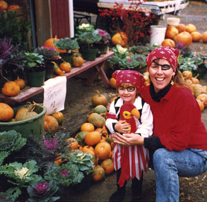 Fall fun on the farm at Jones Family Farm Market, Edgewood, Maryland and surrounding Baltimore.